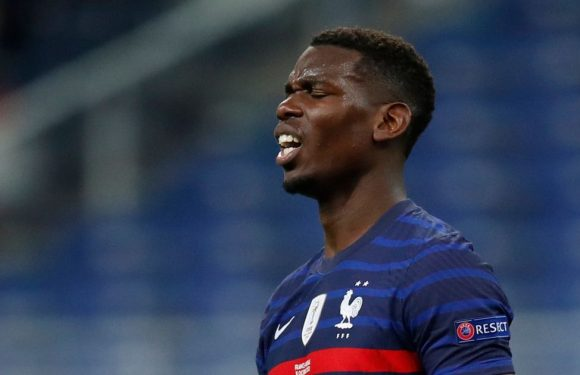 Pogba responds to claim he's quit France national team