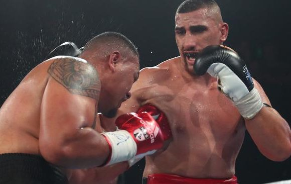 Aussie boxing wonder Justis Huli set to put talent to test as bouts lined up against Arsene Fosso and Alex Leapai