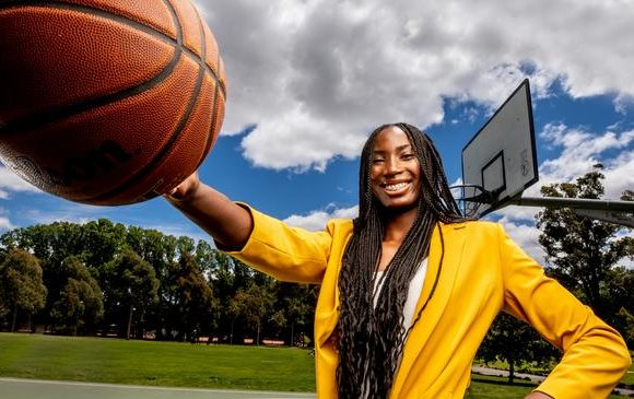 Magbegor one win away from WNBA title