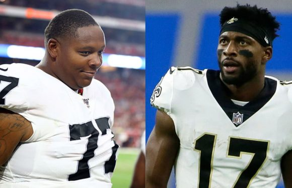 Raiders, Saints have no new positive cases from Friday's round of COVID-19 testing