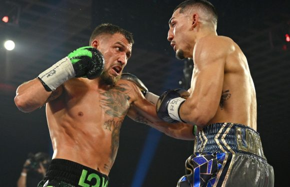 Lomachenko recovering from shoulder surgery