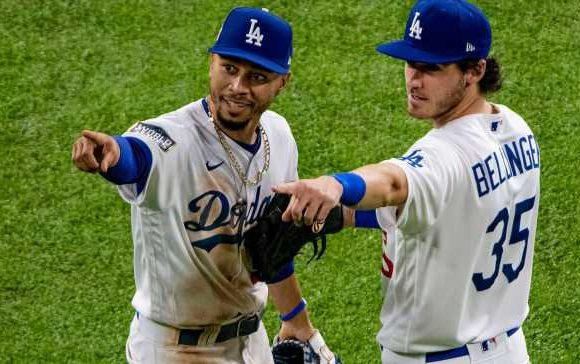 How valuable is Mookie Betts? 25 ways he has made the Dodgers even better