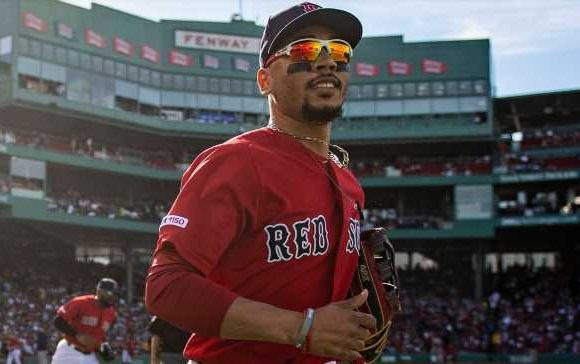 Why the Red Sox traded away Mookie Betts