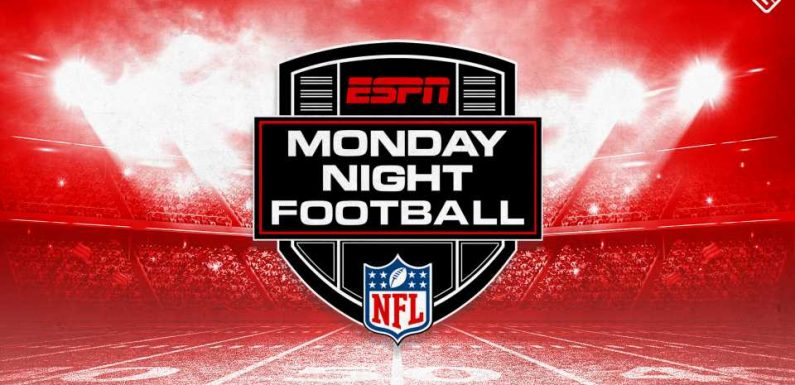Who plays on 'Monday Night Football' tonight? Times, TV channels, schedule for NFL Week 7