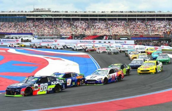 What channel is NASCAR on today? TV schedule, start time for Sunday's ROVAL race at Charlotte
