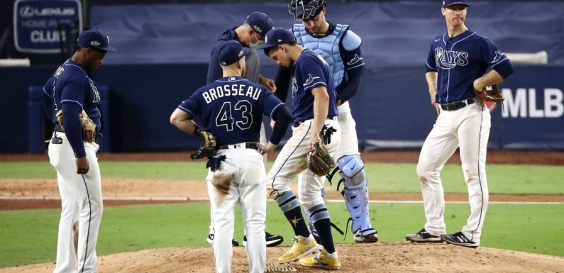 Rays' '$300K fan' STILL not sweating or hedging his bet after Astros' 0-3 comeback leads to do-or-die