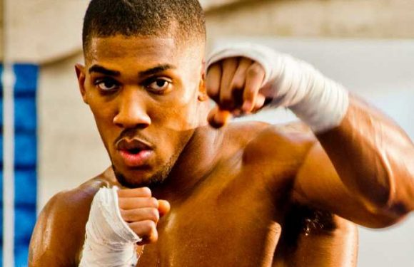 Anthony Joshua's inner-circle on his Premier League football potential, Nando's and FIFA