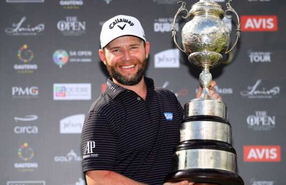 South African Open Championship added to European Tour schedule