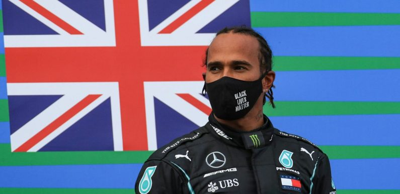 Lewis Hamilton reflects on his road to F1 records and what's still to come
