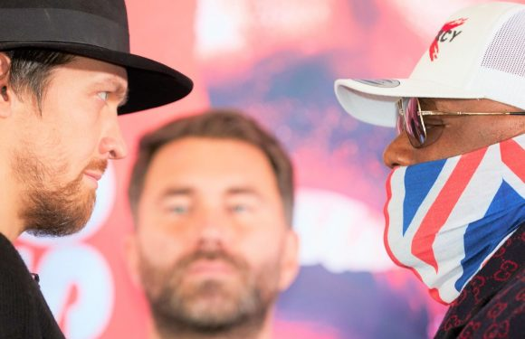 Usyk vs Chisora: Matchroom Boxing residency at The SSE Arena, Wembley, to include four shows