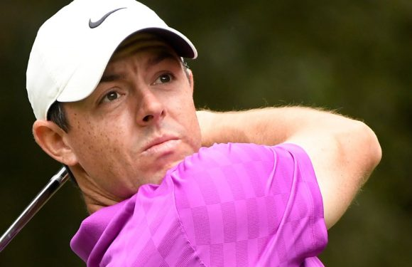 Zozo Championship: Rory McIlroy snaps club after frustrating finish
