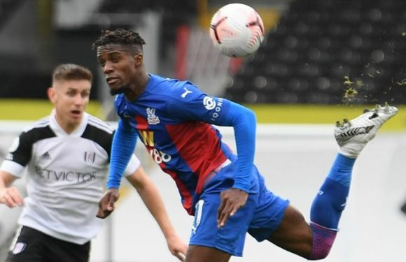 Fulham 1-2 Crystal Palace: Wilfried Zaha continues fine form in comfortable away win