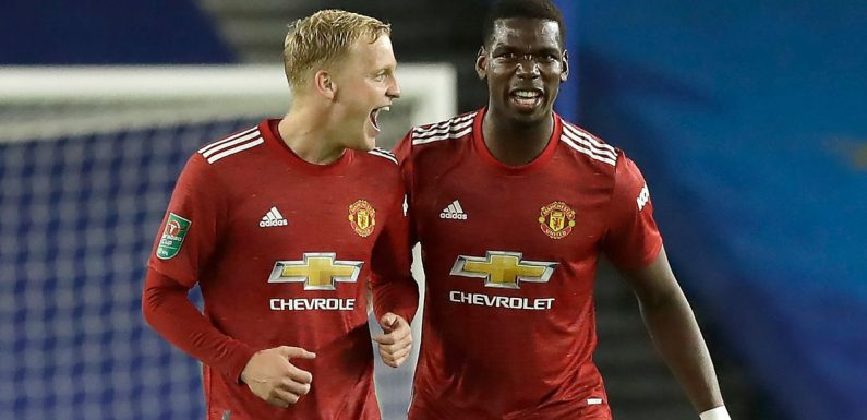 Why Man Utd should take £40m for Paul Pogba and finally turn to Van de Beek
