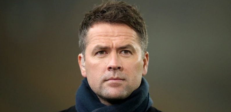 Michael Owen gives Premier League predictions in Man Utd and Liverpool matches