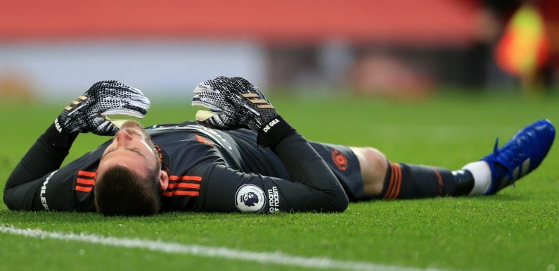 Top Premier League goalkeepers ranked by % with Man Utd and Liverpool low