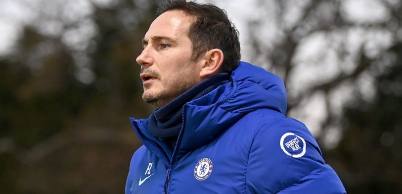 Frank Lampard admits having '50 problems a day' as Chelsea boss and how he copes