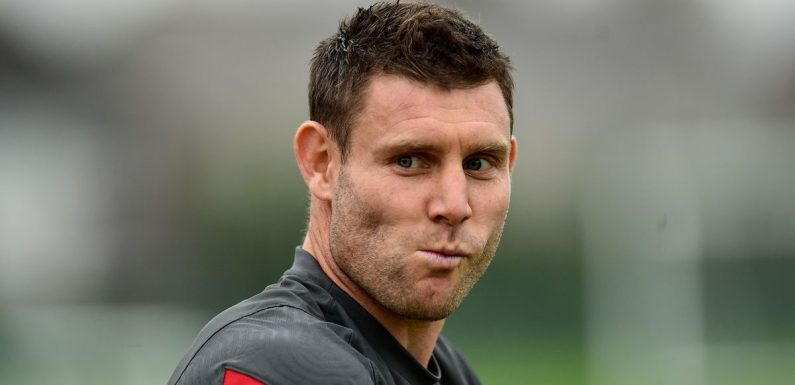 Liverpool star James Milner had cheeky request granted at Kirkby training ground