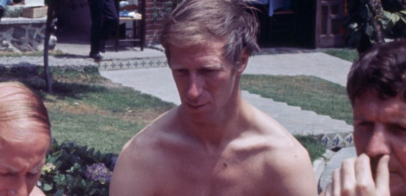 Jack Charlton parades nude as fans see his 'big package' in new documentary