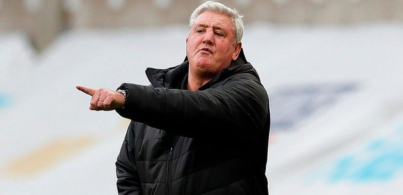 Steve Bruce takes positives from Chelsea defeat as Newcastle fans fume at boss