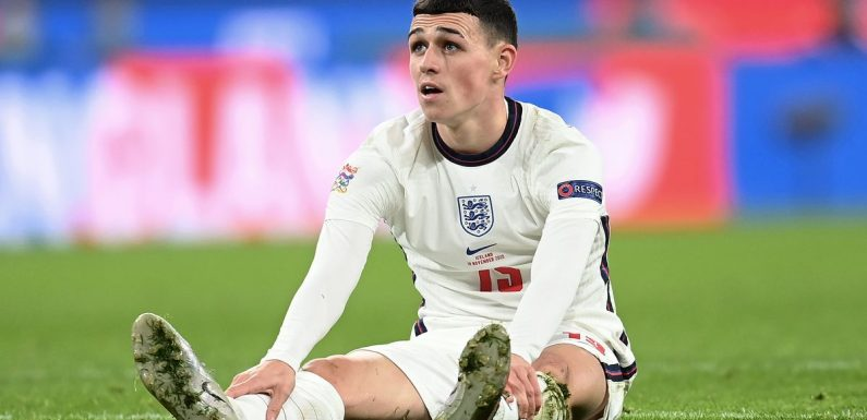 Phil Foden admits how Iceland hotel disgrace was 'hardest moment of my life'