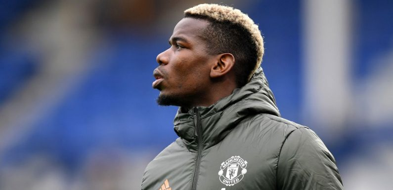 Man Utd's latest stance on Paul Pogba deal with star failing to get in first XI