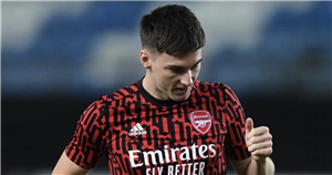 Arsenal fans blown away by Kieran Tierney's transformation during Molde win