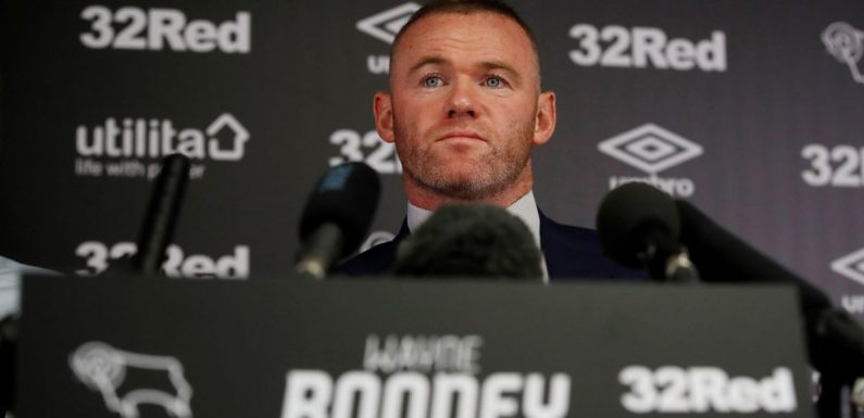 Rooney could retire to take Derby job after seeing Lampard and Gerrard succeed
