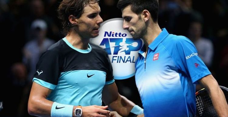 ATP Finals 2020 schedule: Nadal and Djokovic match times and singles draw in full