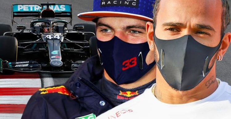 Lewis Hamilton and Max Verstappen could form 'best pairing ever' in history of F1
