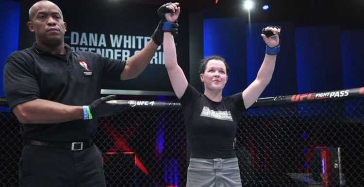 UFC Vegas 14: Cory McKenna honoured to be flying the flag for Welsh women's MMA