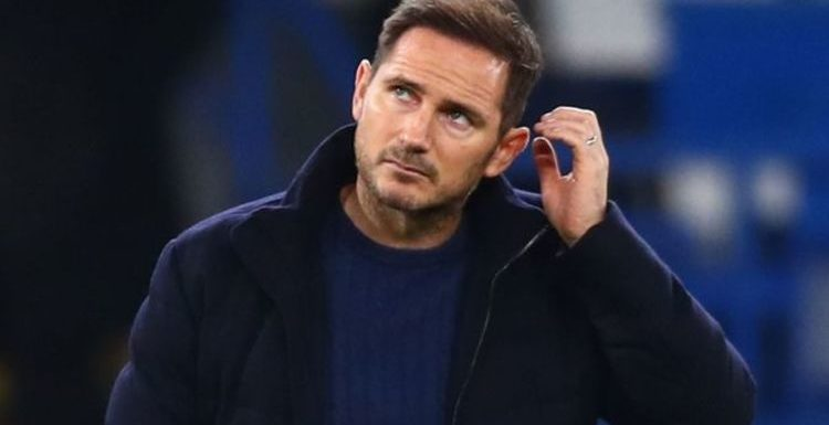 Chelsea boss Frank Lampard has new undroppable after building spine around five stars