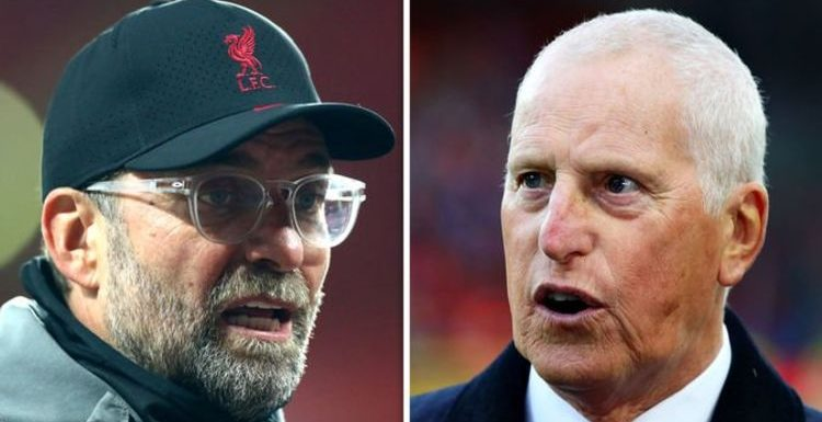 Liverpool manager Jurgen Klopp pays touching tribute to Reds legend Ray Clemence