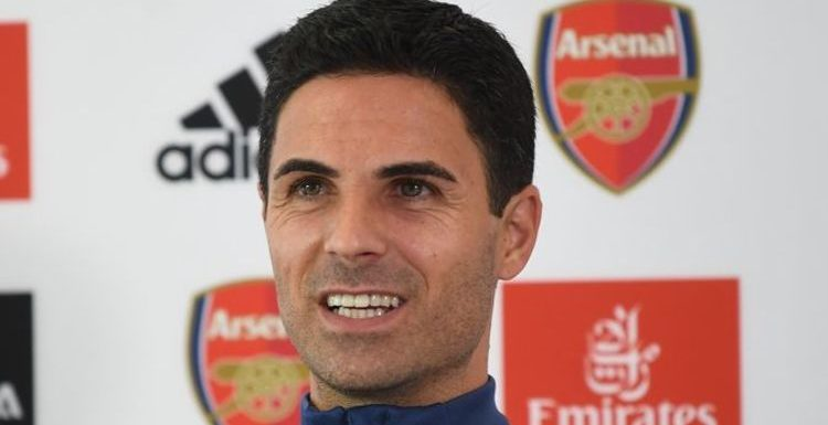 Mikel Arteta names two Arsenal youngsters who have