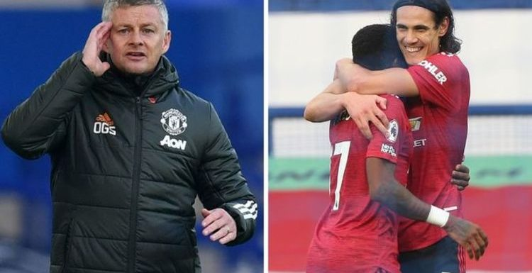 Man Utd boss Ole Gunnar Solskjaer told to unleash new-look front three against West Brom