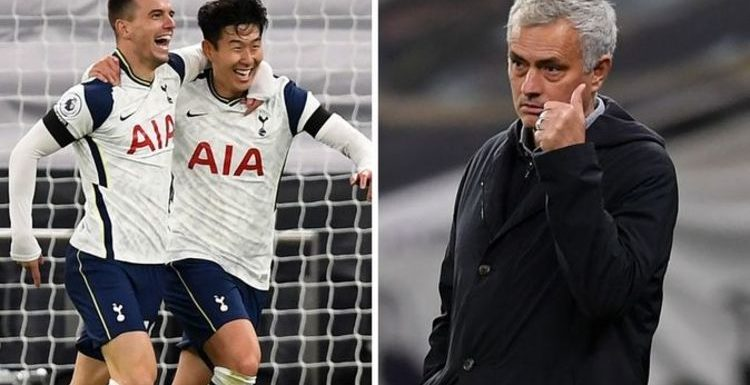 Tottenham win over Man City proves Jose Mourinho has perfected Man Utd tactic