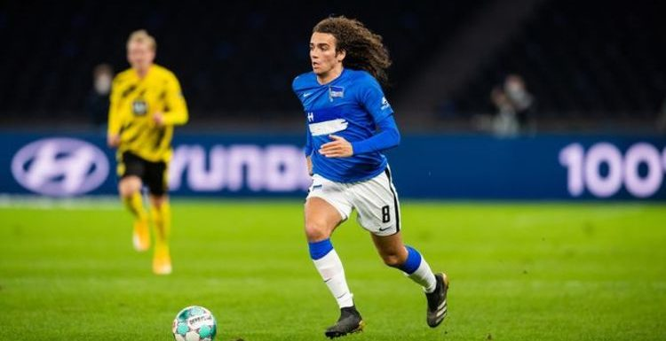 Arsenal boss Mikel Arteta slammed by Matteo Guendouzi as midfielder explains exit
