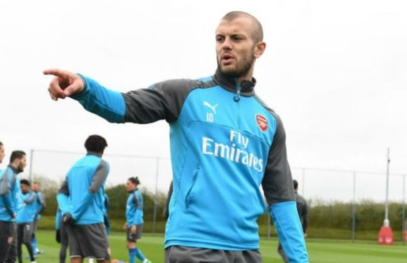 Jack Wilshere responds to Arsenal transfer plea amid Mikel Arteta's creativity problem