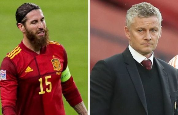 Man Utd told to complete Sergio Ramos transfer after Thiago Silva's Chelsea success
