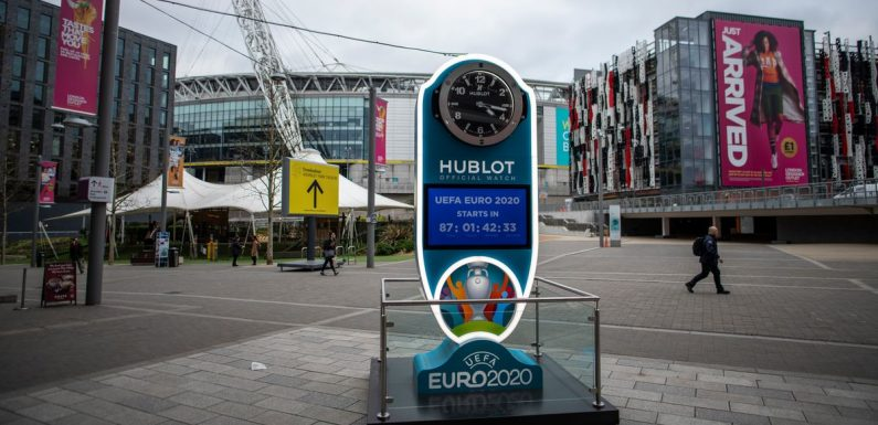 England boost over Euro 2020 final as UEFA deny Covid-19 will change plans