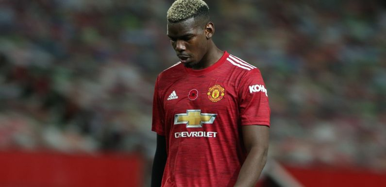 Pogba ready to leave Man Utd for free as 'plausible' route out of Old Trafford
