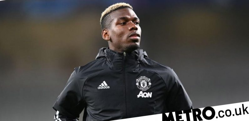 Why Paul Pogba wasn't in Man Utd's squad for West Brom match