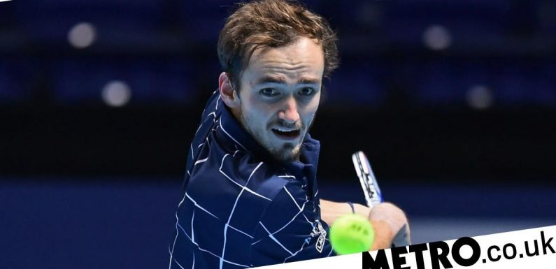 Daniil Medvedev makes history with final O2 ATP Finals win after Thiem fightback