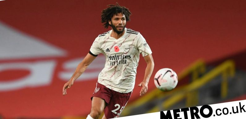 Arsenal prepare for Mohamed Elneny contract talks after remarkable turnaround
