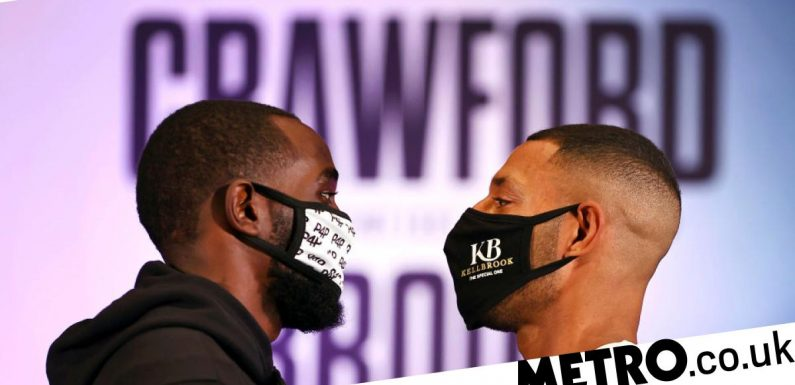 Terence Crawford vs Kell Brook UK time, TV channel, live stream, undercard, odds