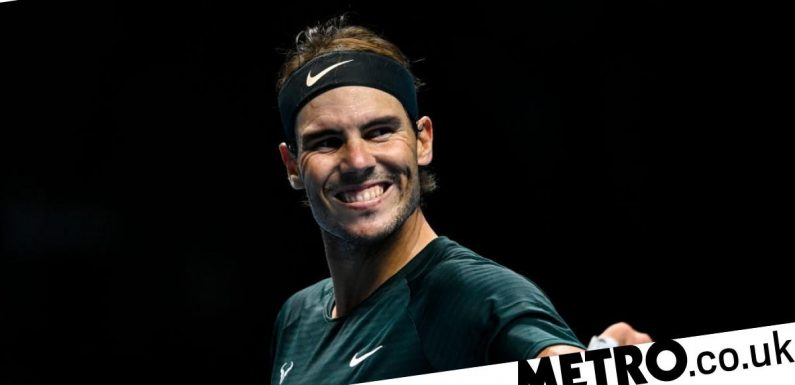 'Very happy' Rafael Nadal reacts after downing Stefanos Tsitsipas