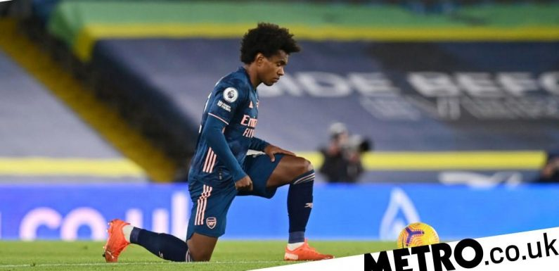 Why Mikel Arteta subbed off Willian during Arsenal's draw with Leeds United