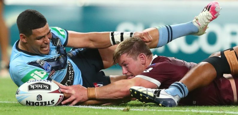 'He could change Origin': Queensland wild about Harry as Smith book closes
