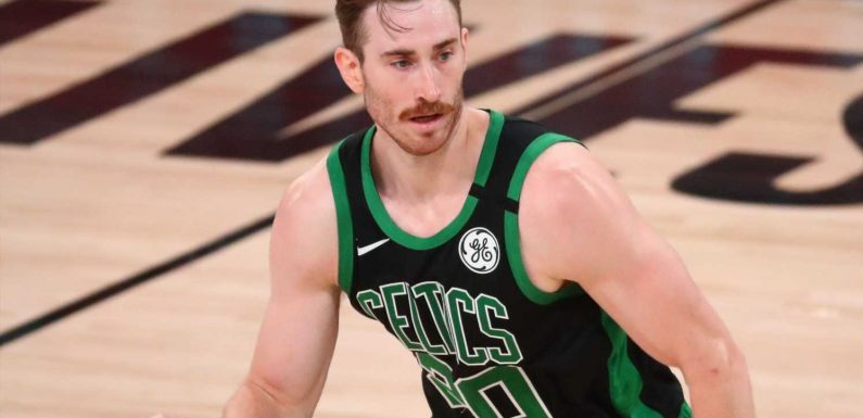 Gordon Hayward, Charlotte Hornets agree on four-year, $120 million deal