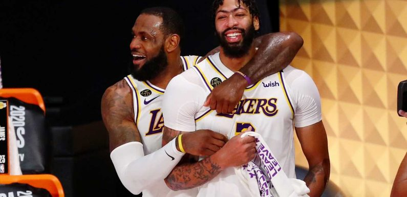 Opinion: Lakers balance upgrading roster while fostering continuity with LeBron James