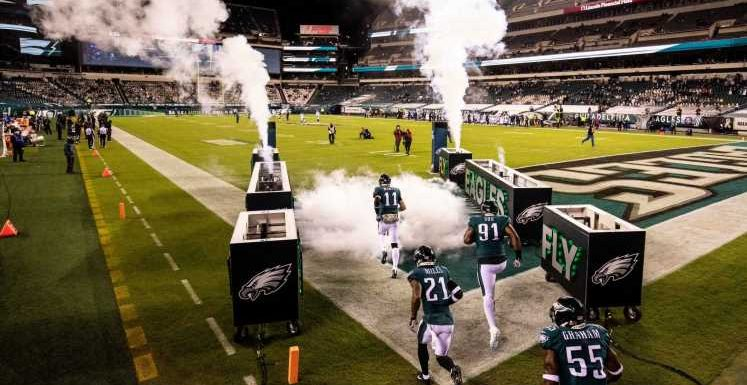 With new local COVID-19 restrictions, Philadelphia Eagles say no more fans at home games